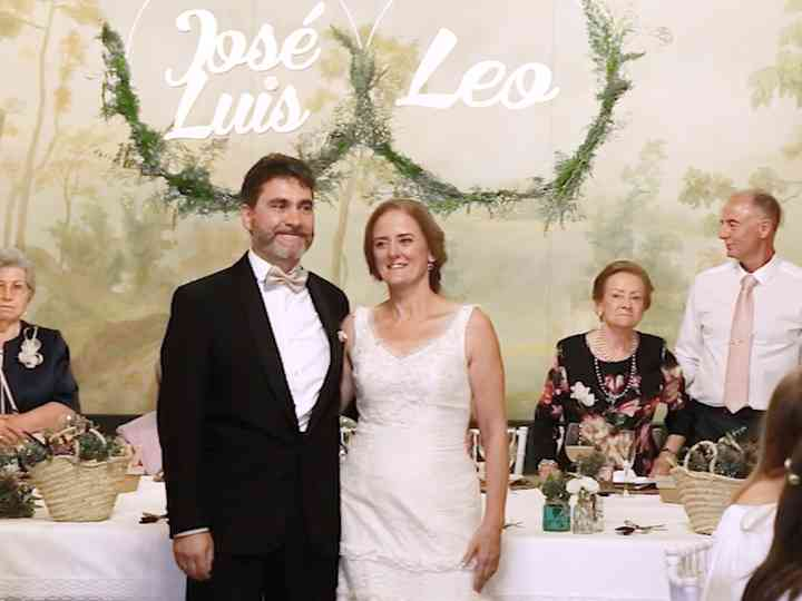 La boda de Leo y Jose Luis
