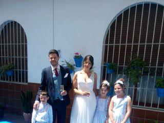 La boda de Rocío y Diego 1
