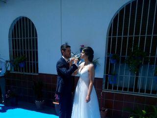 La boda de Rocío y Diego 2
