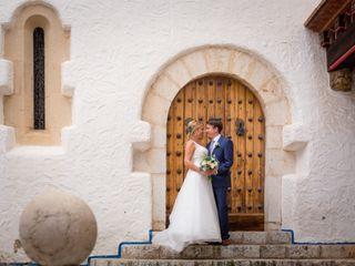 La boda de Sandy y Hendrik