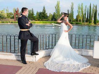 La boda de Sara y Juan Francisco
