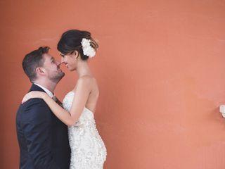La boda de Natalia y Estefano