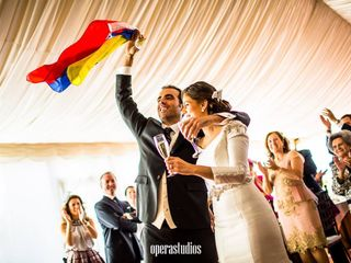 La boda de Marta y José I