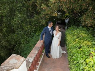 La boda de Blanca y José Gabriel