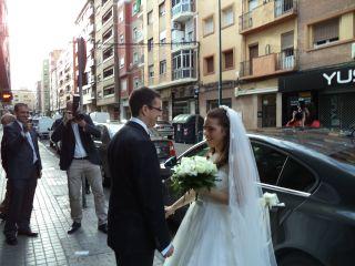 La boda de Bella y Jose María