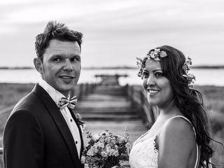 La boda de Soledad y Jonathan