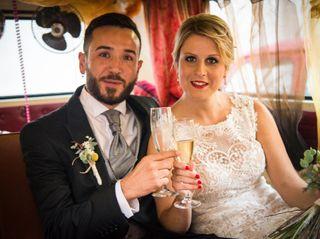 La boda de Mariam y Xema