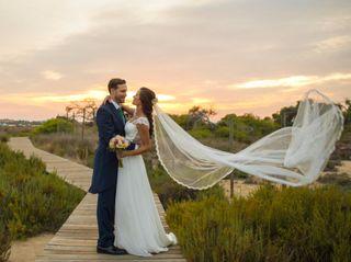 La boda de Tamar y Daniel