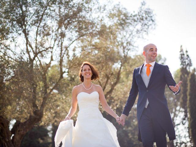 La boda de Esther y Luis