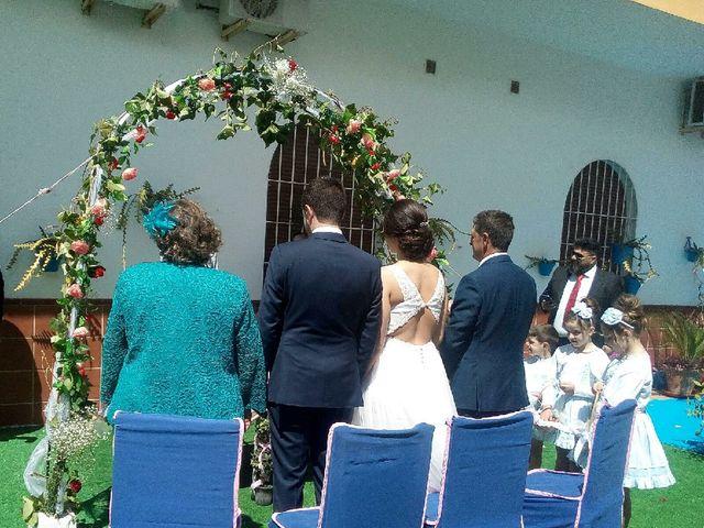La boda de Diego y Rocío en Olvera, Cádiz 5