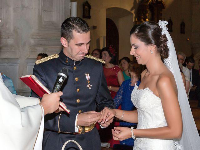 La boda de Juan Francisco y Sara en Illescas, Toledo 15