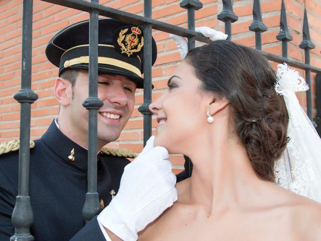 La boda de Juan Francisco y Sara en Illescas, Toledo 18