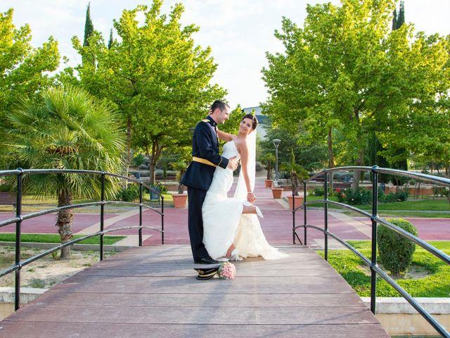 La boda de Juan Francisco y Sara en Illescas, Toledo 19