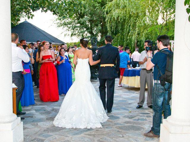 La boda de Juan Francisco y Sara en Illescas, Toledo 22