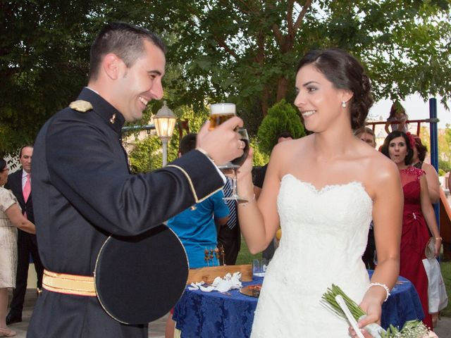 La boda de Juan Francisco y Sara en Illescas, Toledo 23