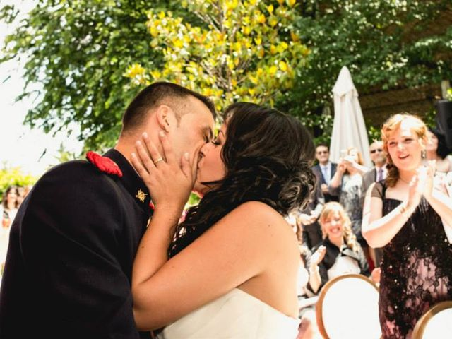 La boda de Alba y Raúl