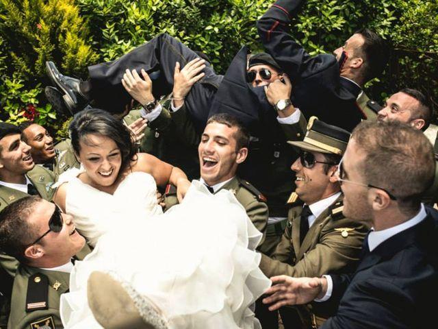 La boda de Raúl y Alba en Cubas De La Sagra, Madrid 8