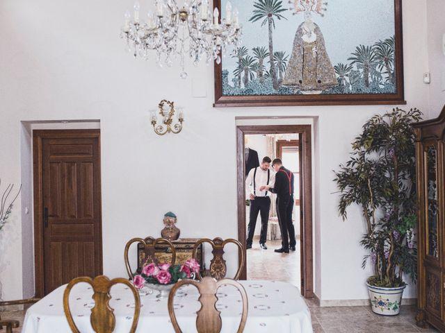 La boda de Estefano y Natalia en Elx/elche, Alicante 5