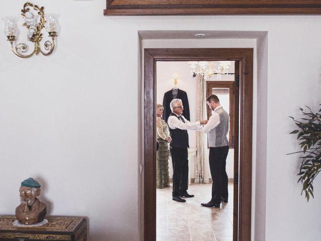La boda de Estefano y Natalia en Elx/elche, Alicante 7