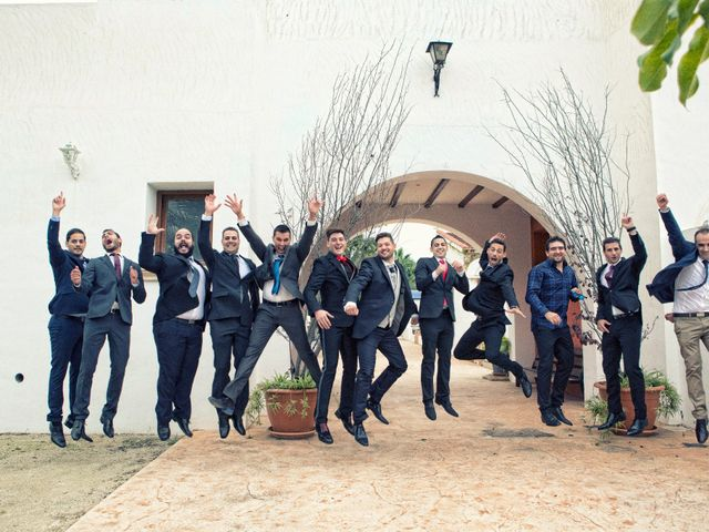 La boda de Estefano y Natalia en Elx/elche, Alicante 10