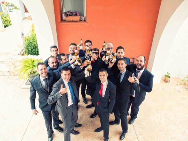 La boda de Estefano y Natalia en Elx/elche, Alicante 11