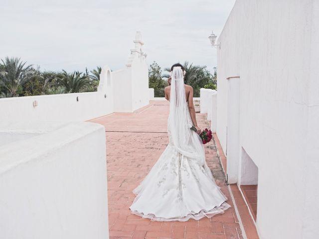 La boda de Estefano y Natalia en Elx/elche, Alicante 17