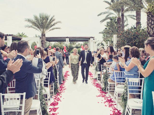 La boda de Estefano y Natalia en Elx/elche, Alicante 18