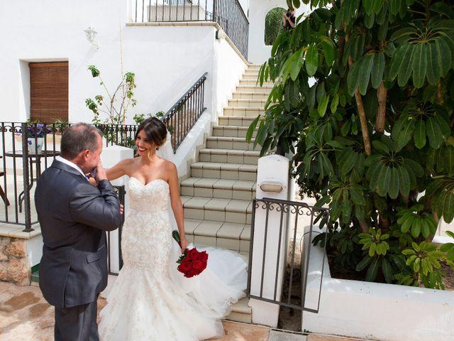 La boda de Estefano y Natalia en Elx/elche, Alicante 21