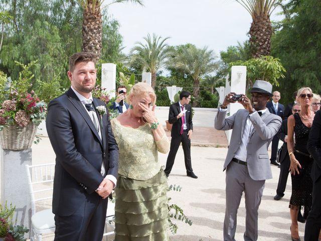 La boda de Estefano y Natalia en Elx/elche, Alicante 23