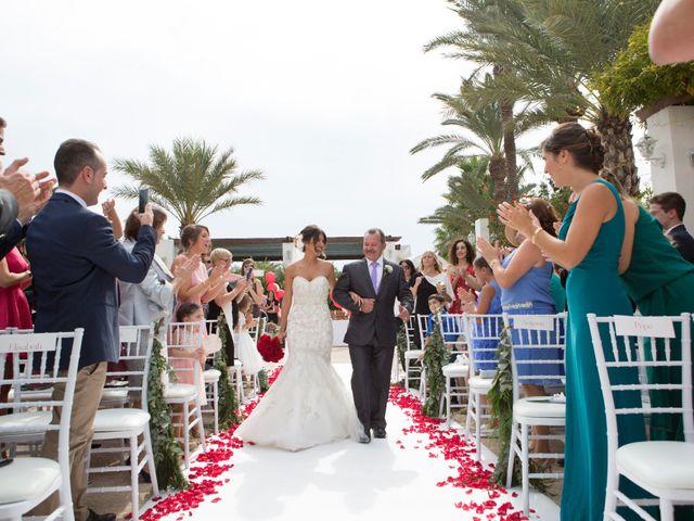 La boda de Estefano y Natalia en Elx/elche, Alicante 24