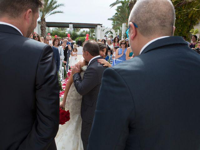 La boda de Estefano y Natalia en Elx/elche, Alicante 25