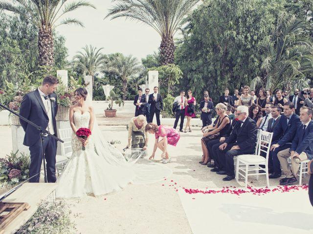 La boda de Estefano y Natalia en Elx/elche, Alicante 26