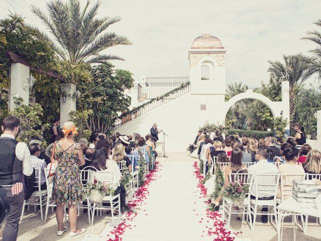 La boda de Estefano y Natalia en Elx/elche, Alicante 27