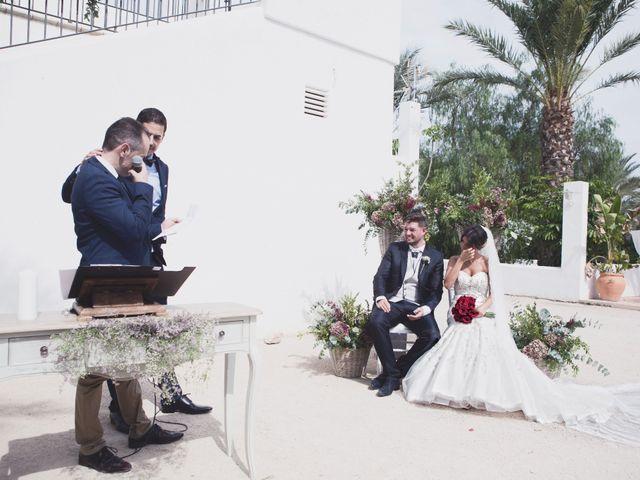 La boda de Estefano y Natalia en Elx/elche, Alicante 30