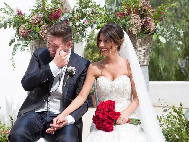La boda de Estefano y Natalia en Elx/elche, Alicante 31