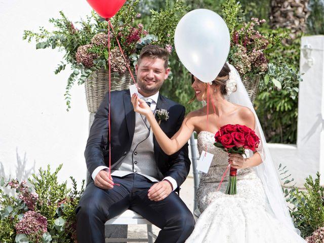 La boda de Estefano y Natalia en Elx/elche, Alicante 33