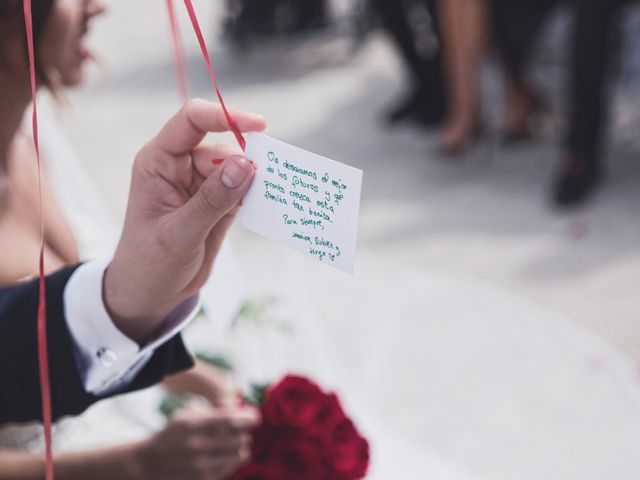La boda de Estefano y Natalia en Elx/elche, Alicante 34