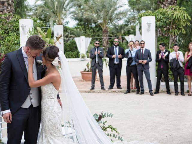 La boda de Estefano y Natalia en Elx/elche, Alicante 37