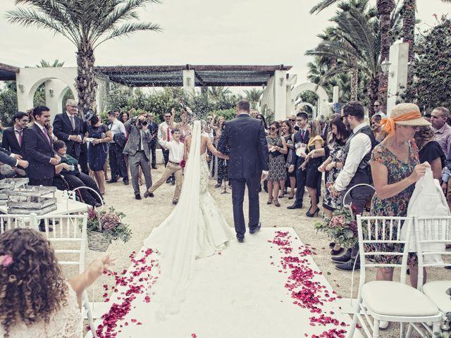 La boda de Estefano y Natalia en Elx/elche, Alicante 38