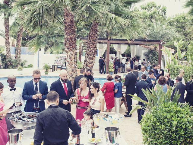 La boda de Estefano y Natalia en Elx/elche, Alicante 41