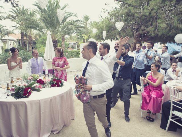 La boda de Estefano y Natalia en Elx/elche, Alicante 45