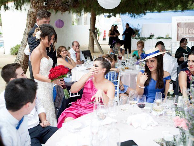 La boda de Estefano y Natalia en Elx/elche, Alicante 49