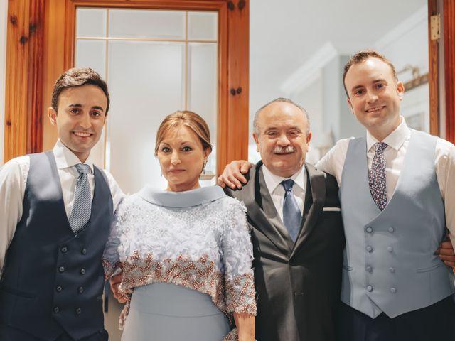 La boda de Elena y Juan Carlos en Artana, Castellón 22