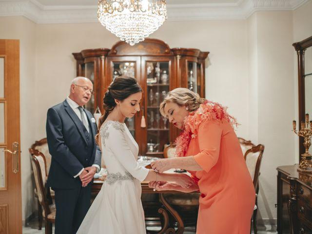 La boda de Elena y Juan Carlos en Artana, Castellón 33