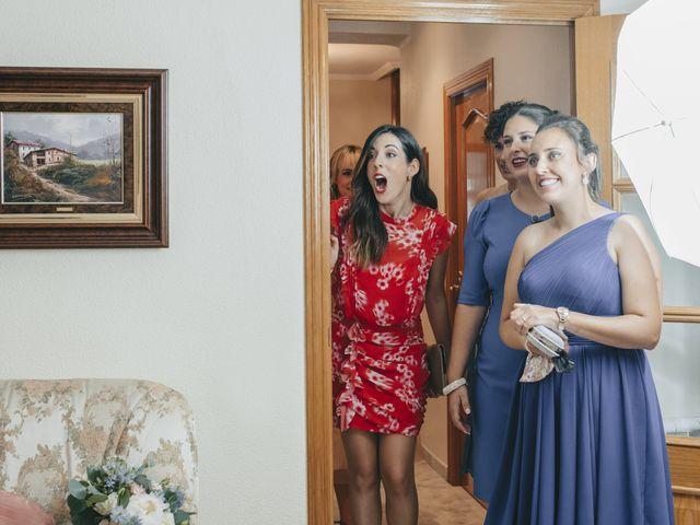 La boda de Elena y Juan Carlos en Artana, Castellón 43