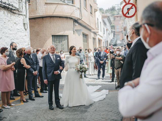 La boda de Elena y Juan Carlos en Artana, Castellón 48
