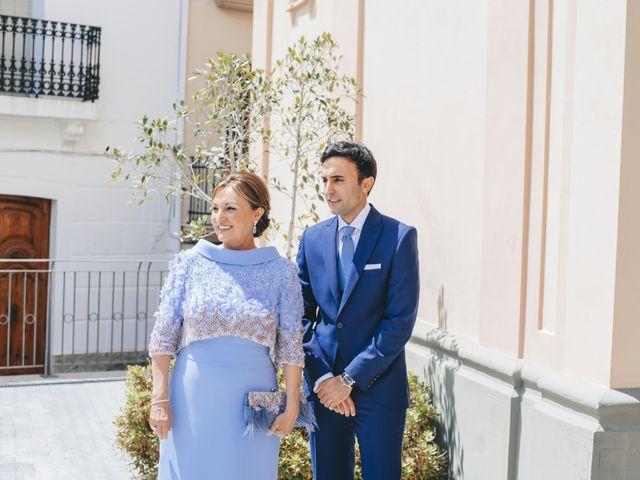 La boda de Elena y Juan Carlos en Artana, Castellón 50