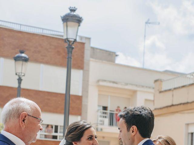 La boda de Elena y Juan Carlos en Artana, Castellón 53