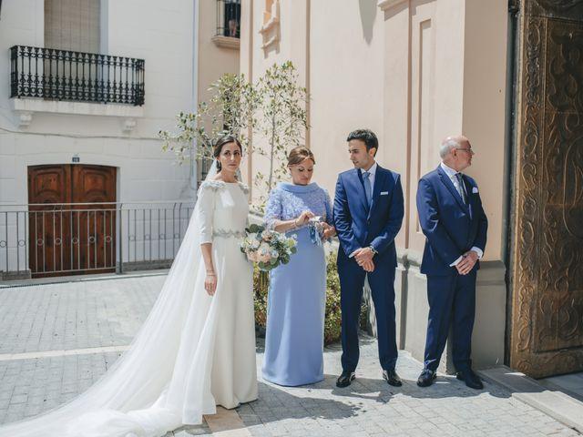 La boda de Elena y Juan Carlos en Artana, Castellón 54