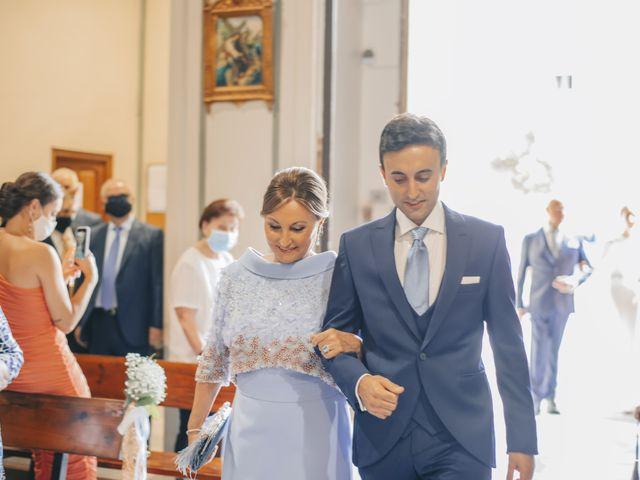 La boda de Elena y Juan Carlos en Artana, Castellón 55